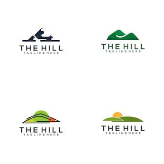 Коллекция логотипов the hill