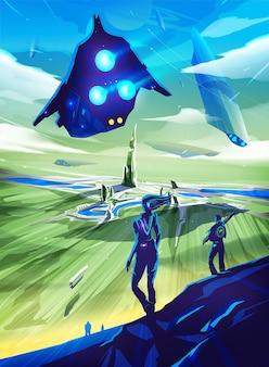 Звездная цивилизация человечества 216.44