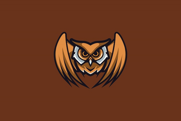The owl e sports logo