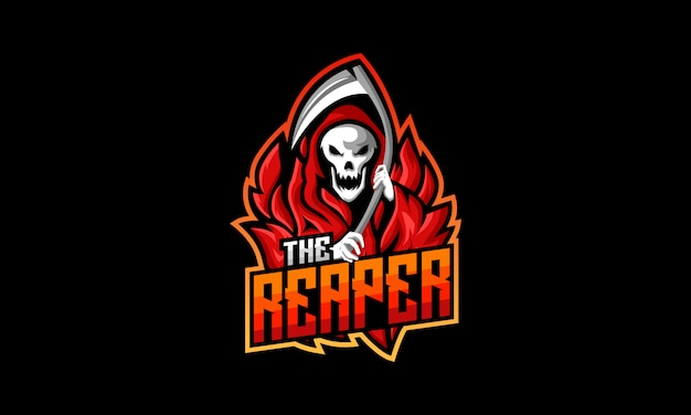 The reaper esportsロゴ