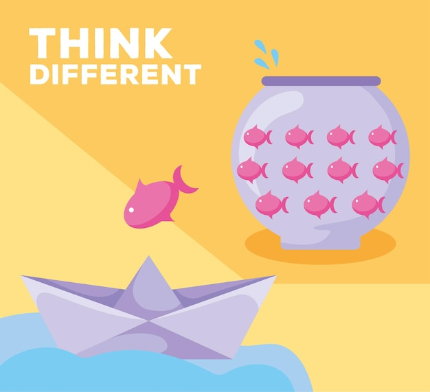 Think different cartel