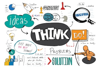 Think sketch