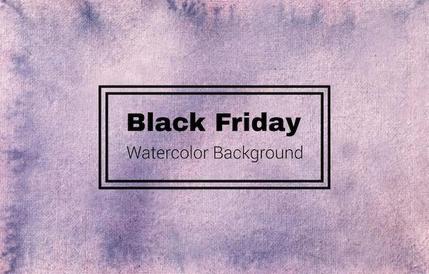 Это черная пятница абстрактная акварель фон текстура дизайн