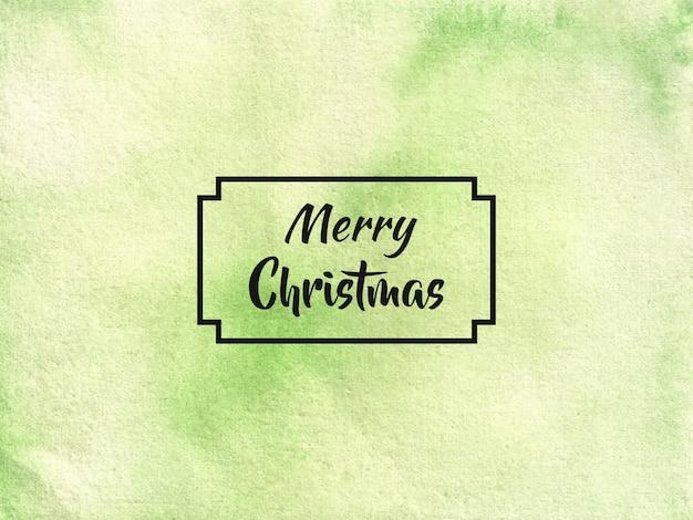 これはクリスマスの抽象的な水彩シェーディングブラシの背景テクスチャです