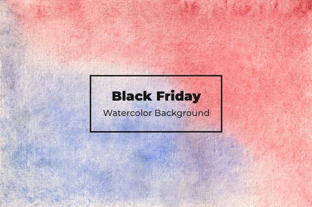 Это абстрактная черная пятница акварель затенение кисти фоновой текстуры