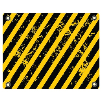 This is an under construction sign or poster