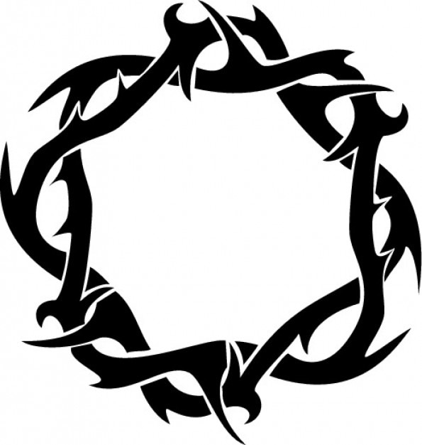 crown of thorns vectors photos and psd files free download rh freepik com  crown of thorns vector free