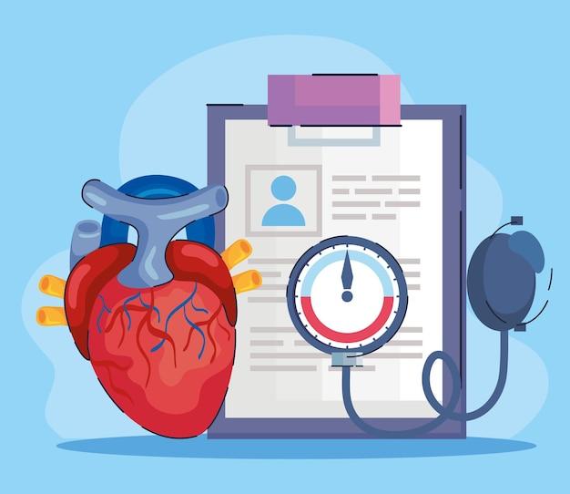 Three hypertension disease elements