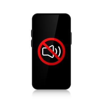 세 가지 현실적인 스마트폰 모형 세트 휴대 전화 빈 흰색 투명 화면 디자인
