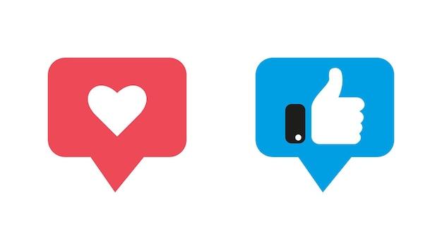 Thumb up icon thumbs down vector graphics
