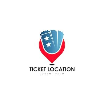 Логотип билета