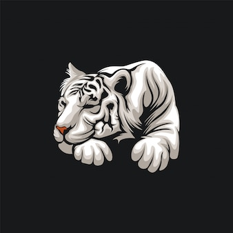 Tiger design ilustration