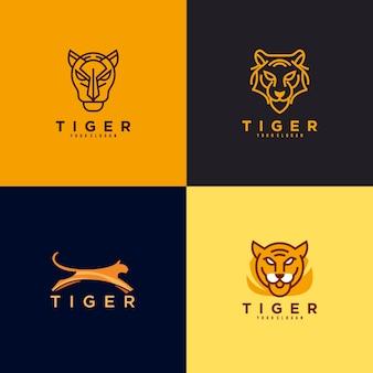 タイガーロゴデザイン