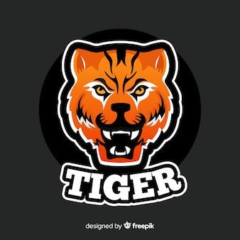 타이거 로고