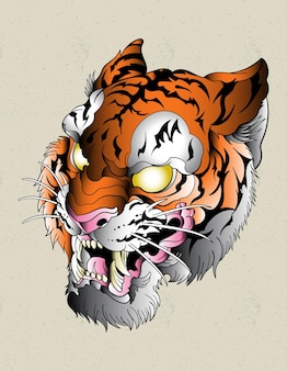 Tiger neo traditional