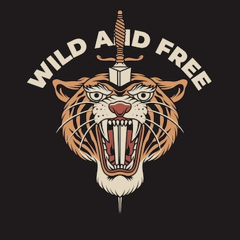 Тигр просто