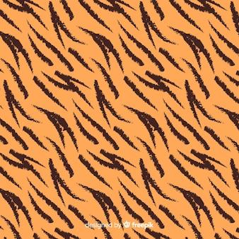 호랑이 줄무늬 배경