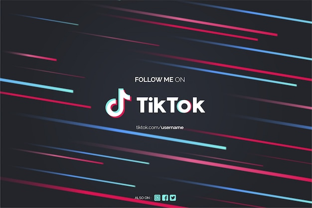 Tiktokプロモーションの背景