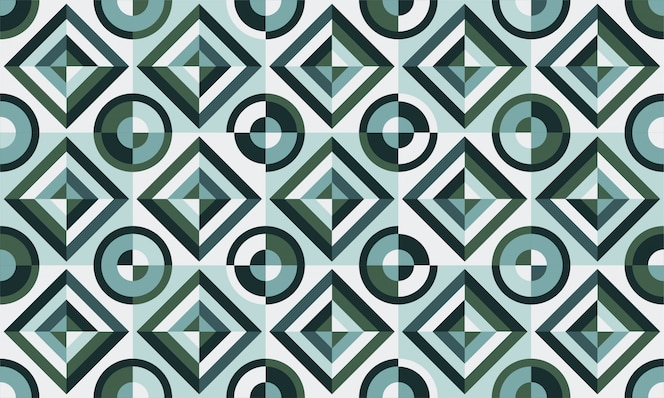 Tile design. vector illustration. floor pattern. vintage decorative elements. perfect for printing on paper or fabric.