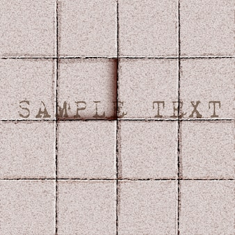 Tiles ground background