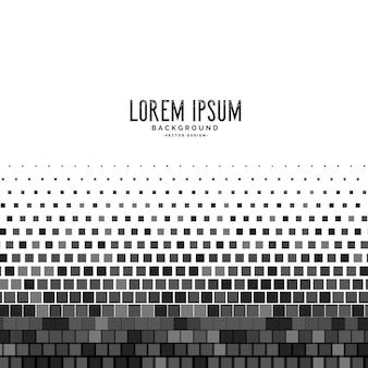 Tiles halftone pattern vector background