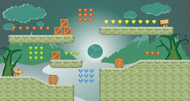 Tileset Vectors, Photos and PSD files   Free Download
