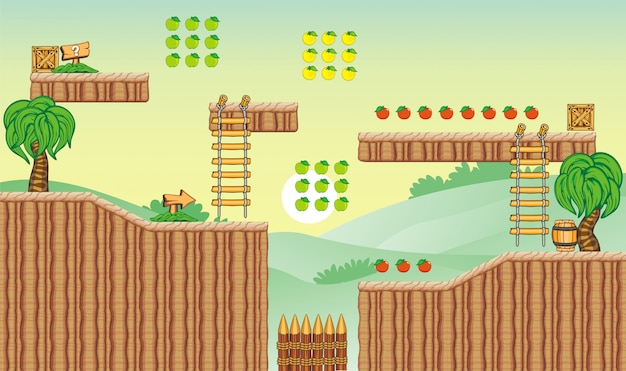 Tileset Vectors, Photos and PSD files | Free Download