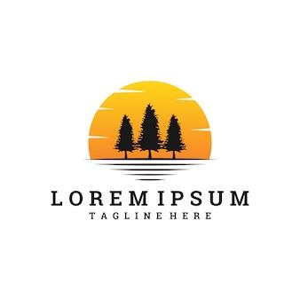 Лесной логотип