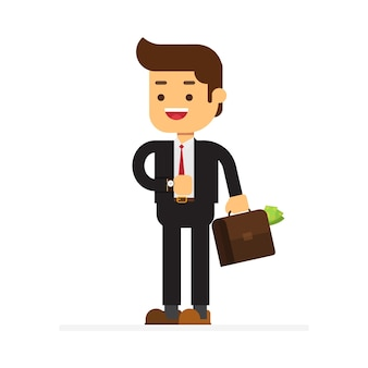 The time of the businessmen is very valuable