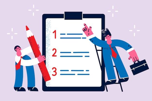 Тайм-менеджмент и концепция списка задач