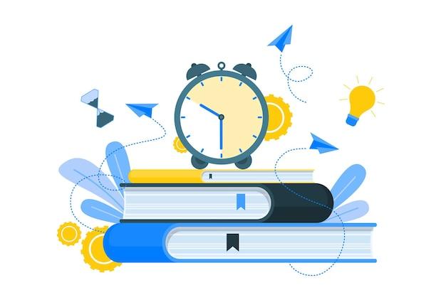 迅速に機能する時間管理ビジネス戦略