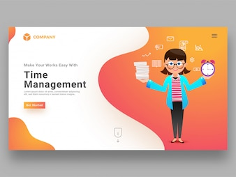 時間管理のコンセプト