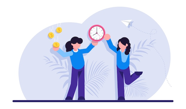 Time or money worklife balance