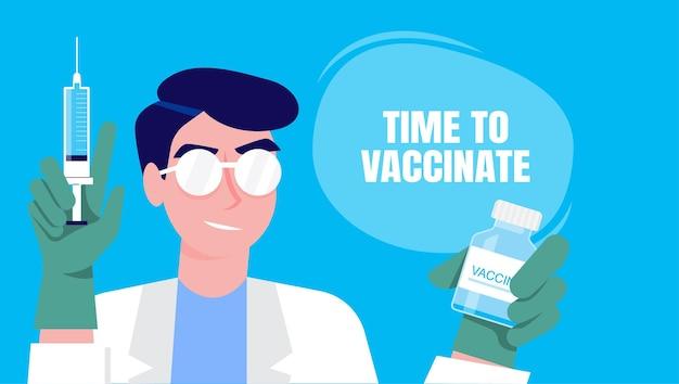 Пора концепции вакцинации против коронавируса. врачи советуют, что делать при заражении коронавирусом
