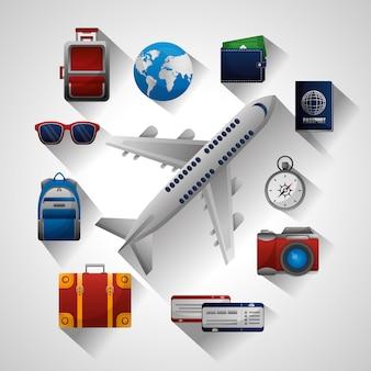 세계 여행 시간