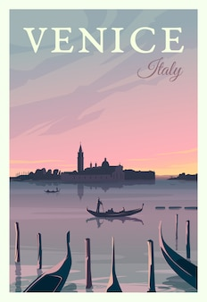 Time to travel. around the world. quality  poster. italy.