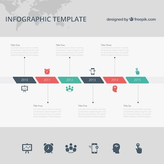 Timeline Vectors Photos And PSD Files Free Download - Free roadmap timeline template