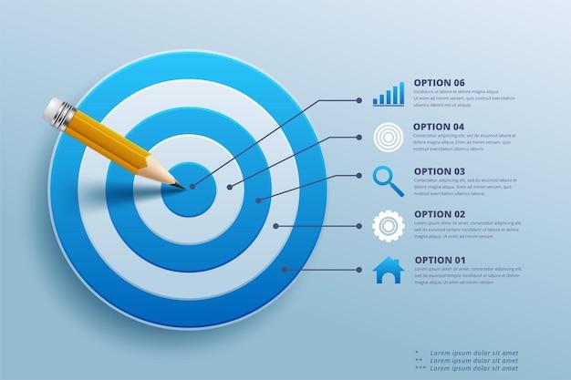 타임 라인 인포 그래픽 디자인 벡터 및 마케팅 아이콘