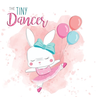 The tiny dancer