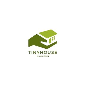 Tiny houseロゴ