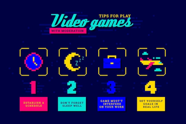 モデレートでオンラインゲームをプレイするためのヒント