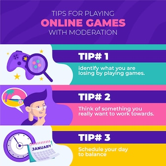 Tips for playing video games with fun and moderation