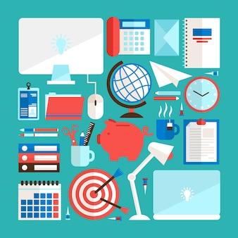 Title office wallpaper computer management