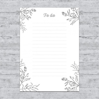 Для того, чтобы сделать дизайн списка