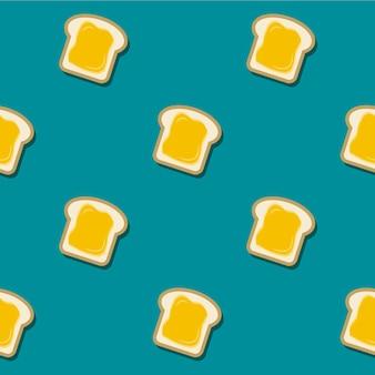 토스트 패턴