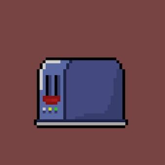 Тостер в стиле пиксель-арт