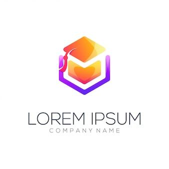 Toga logo abstract