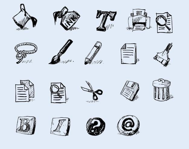 Toolbox icon series.