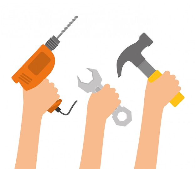 Tools design. birdcages icon. decoration object. vintage concept, vector graph