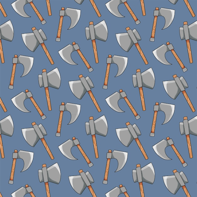 Tools pattern with axes
